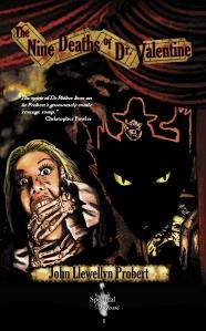 The Nine Deaths of Dr, Valentine cover image