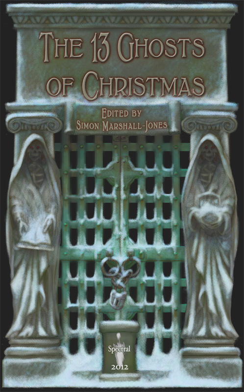 The 13 Ghosts of Christmas cover image