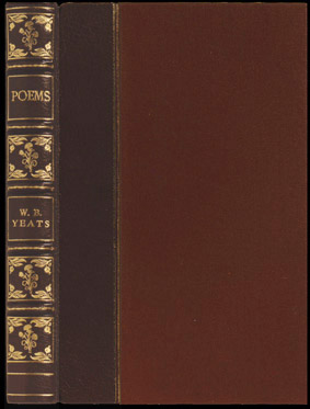 Quarter gilt spine