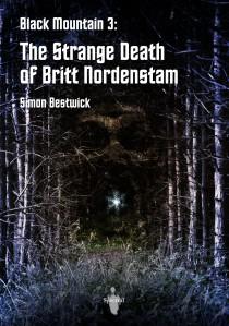 Black Mountain 3: The Strange Death of Britt Nordenstam. Artwork © 2014 Neil Williams/Spectral Press