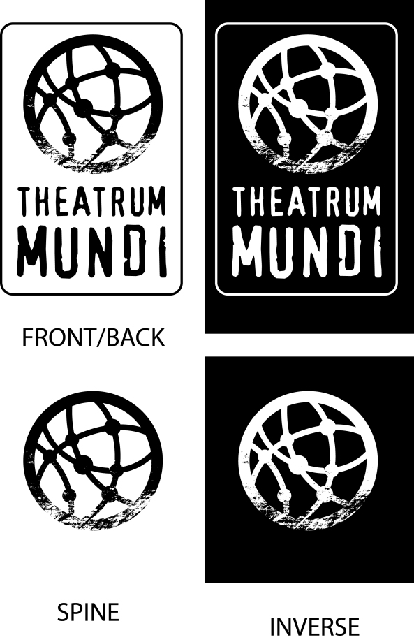 Logos © Theatrum Mundi Books/Spectral Press 2014. Artwork © John Oakey 2014