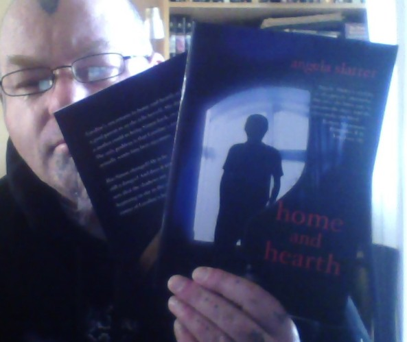 Angela Slatter's chapbook at Chateau Spectrale