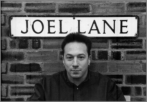 Joel Lane - photograph by Nicholas Royle