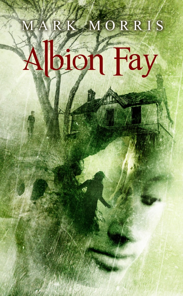 Albion Fay ©2014 Mark Morris/Spectral Press. Artwork ©2014 Ben Baldwin