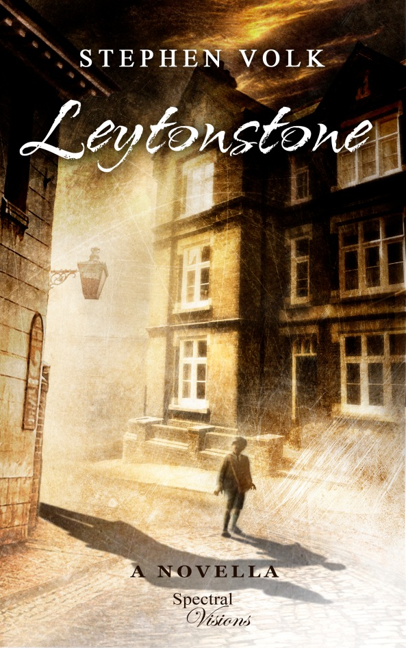 """Leytonstone"" ©Stephen Volk/Spectral Press 2014. Artwork ©Ben Baldwin 2014"