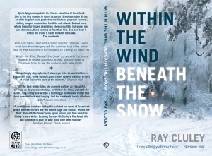 """Within the Wind, Beneath he Snow"" ©2014 Ray CluleySpectral Press. Artwork ©2014 Jim Burns. Layout by John Oakey"