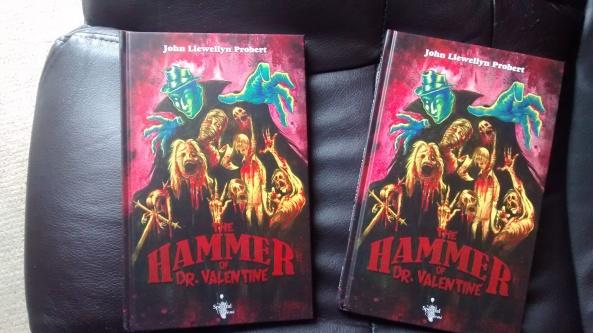 Dr. V's Hammer has landed!