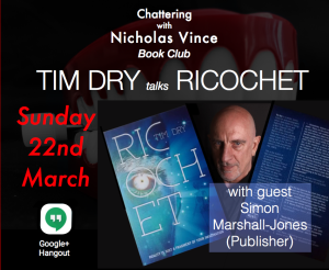 "Tim Dry ans Simon Marshall-Jones talk ""Ricochet"""