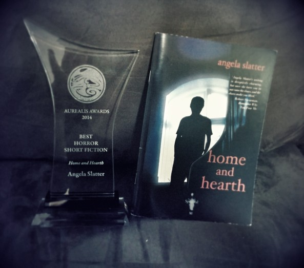 "Aurealis  Awards: ""Home and Hearth' ©2014-2015 Angela Slatter/Spectral Press"