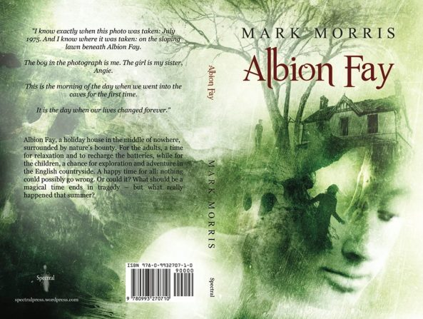 """Albion Fay"" ©2015  Mark Morris/Spectral Press. Artwork ©2015  Ben Baldwin."
