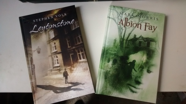 """Leytonstone"" and ""Albion Fay"" in hardback"