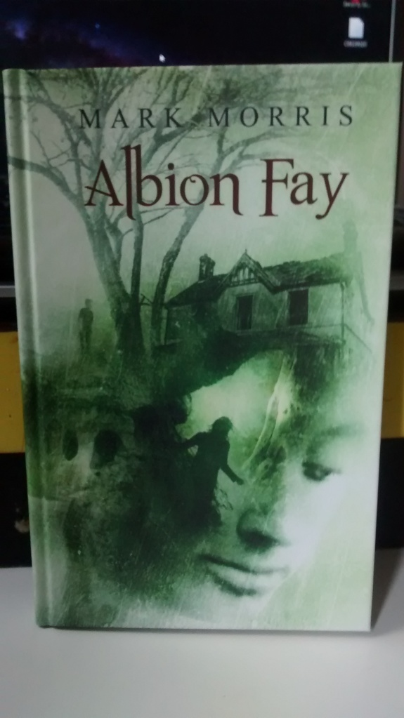 """Albion Fay"" by Mark Morris ©2015. Artwork by Ben Baldwin ©2015"